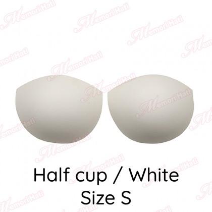 Span Bra Full & Half Cup / Size S, M, L & XL
