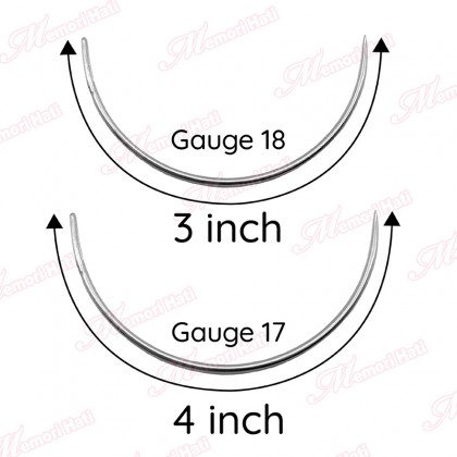 "3"" & 4"" Rathna Mattress Curve Needle"