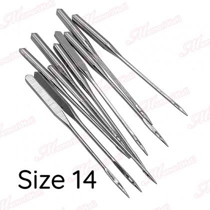 10pcs Flying Tiger HAX Sewing Machine Needles / Jarum Mesin Jahit Biasa & Portable