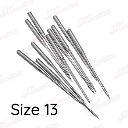 10pcs Flying Tiger DP Industrial Sewing Machine Embroidery Needles / Jarum Sulaman Industri